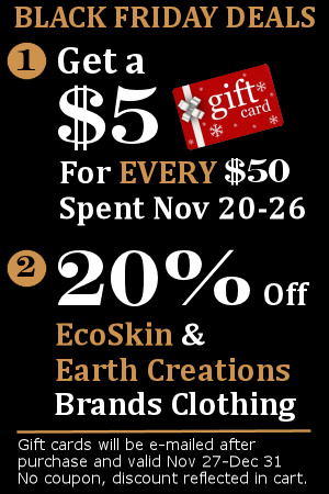 Black Friday Deals on Eco-Fashion