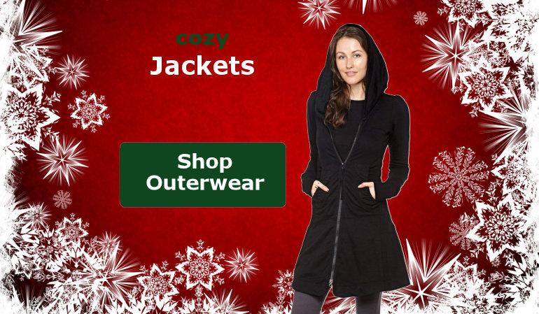 womens organic cotton jackets