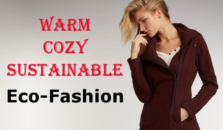 womens organic cotton coat